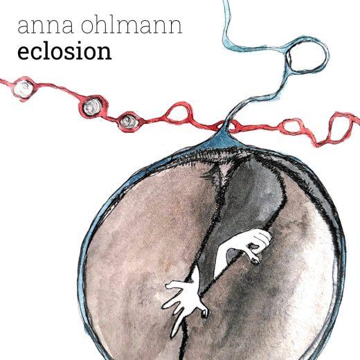 Anna Ohlmann eclosion piano solo Album